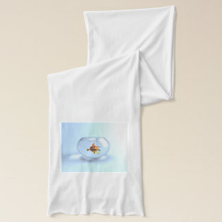 Fish In A Fish Bowl Scarf