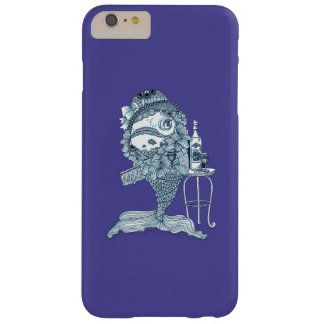 Fish in Costume Barely There iPhone 6 Plus Case