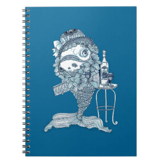 Fish in Costume Notebooks