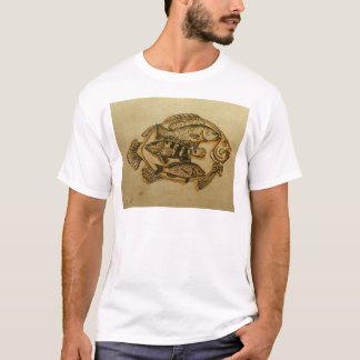 fish in plate T-Shirt