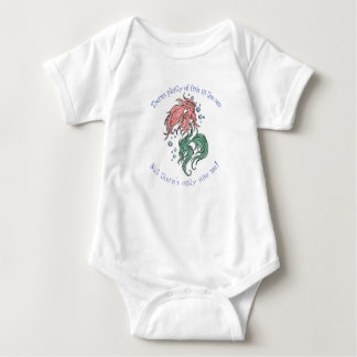 Fish in the Sea Baby Bodysuit