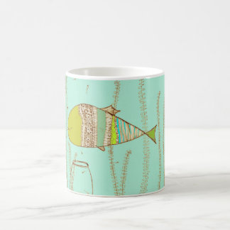 Fish Kisses Coffee Mug