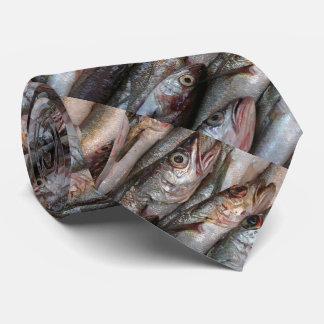 Fish Market Tie
