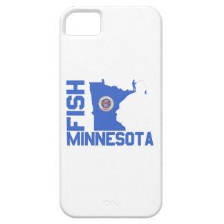 Fish Minnesota iPhone 5 Cover