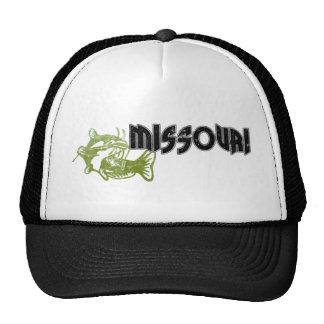 FISH MISSOURI VINTAGE LOGO CAP
