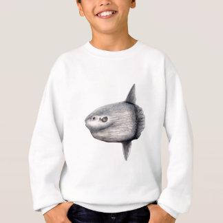 Fish moon sweatshirt