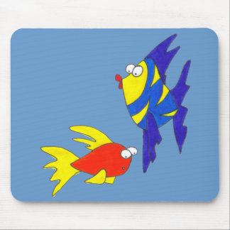 Fish Mouse Pad