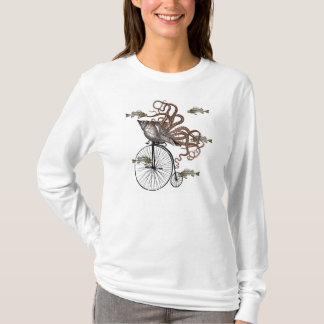 Fish Needs A Bicycle T-Shirt