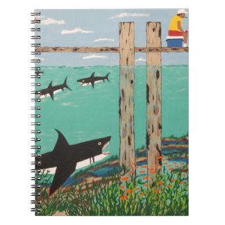 Fish Not Biting Today. Notebook