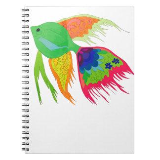 Fish Notebooks