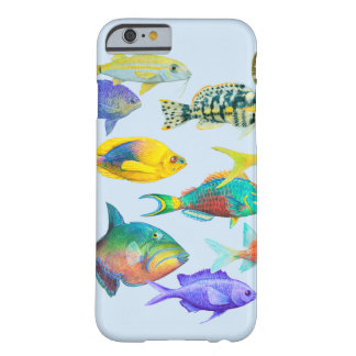 Fish of the Atlantic Barely There iPhone 6 Case