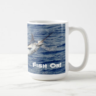 Fish On! Coffee Mug