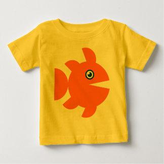 Fish - Orange Shirt