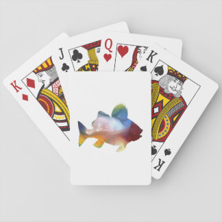 Fish (Perch) Art Playing Cards