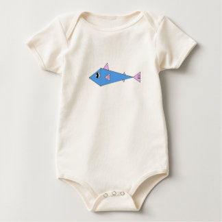Fish Romper