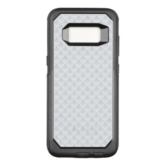 fish scale abstract vector background OtterBox commuter samsung galaxy s8 case