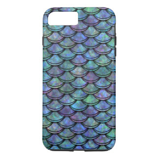 Fish Scales Pattern Multi Colour 5 iPhone 7 Plus Case