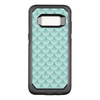 Fish Scales Pattern OtterBox Commuter Samsung Galaxy S8 Case