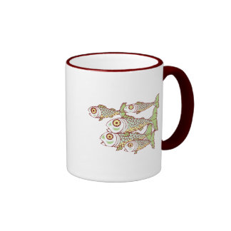 Fish School 1 Coffee Mug