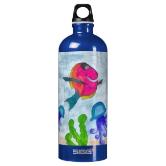 Fish SIGG Traveller 1.0L Water Bottle