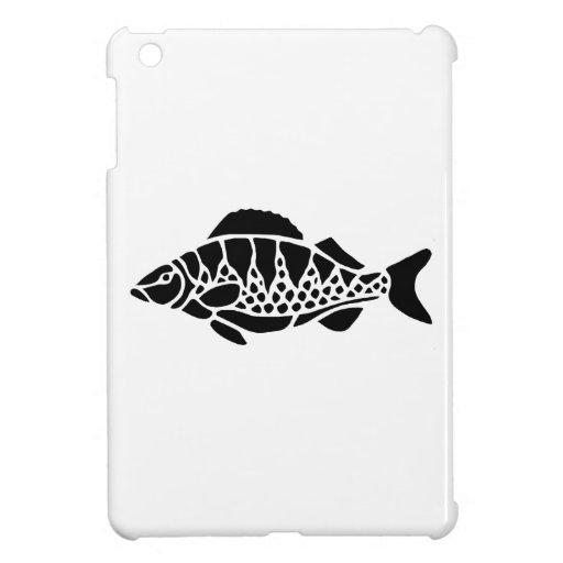 Fish Silhouette iPad Mini Cases