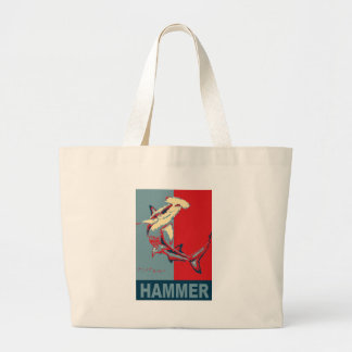 Fish Species Iconized like obama Tote Bags