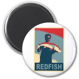Fish Species Iconized like obama Fridge Magnet