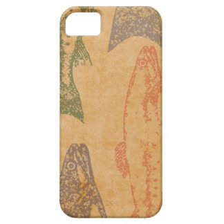 Fish stamp case barely there iPhone 5 case