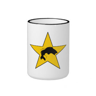 Fish Star Coffee Mug