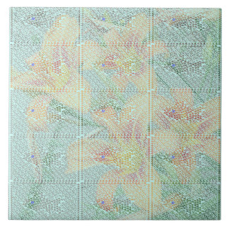 Fish Stitch It Tiles