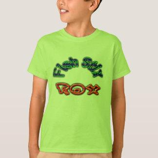Fish Stix Rox! CCBC Fort Worth, TX T-Shirt