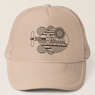 Fish Story Trucker Hat