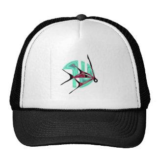 Fish Symbol Cap