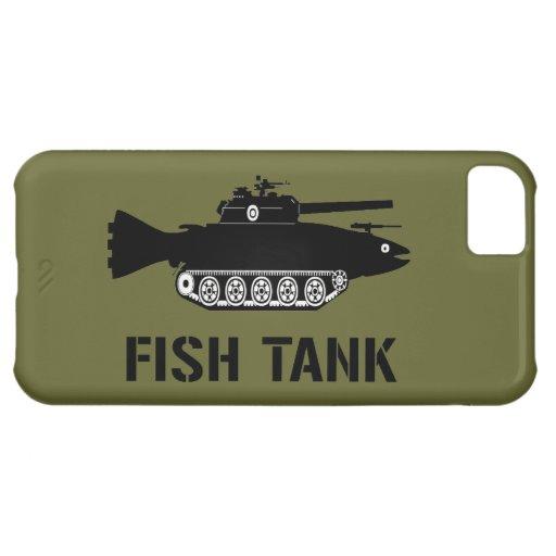 Fish Tank iPhone 5C Cases