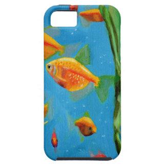 Fish Tank iPhone 5 Cases