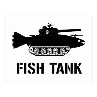 Fish Tank Post Cards