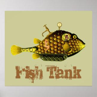 Fish Tank Posters