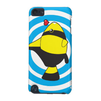 Fish Targets Love - IPOD Touch Case