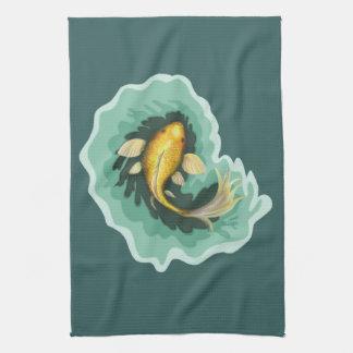 Fish Themed Tea Towel