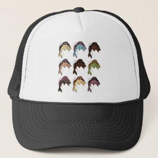 Fish Trucker Hat