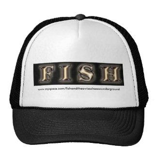Fish- Truckers Hat