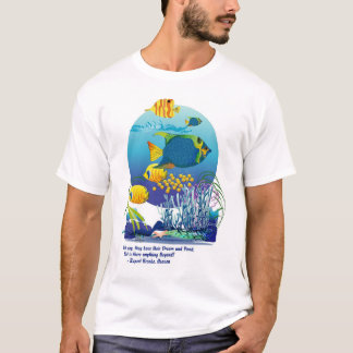 fish underwater T-Shirt