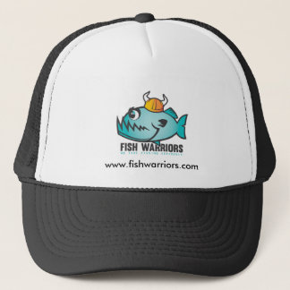 Fish Warriors hat