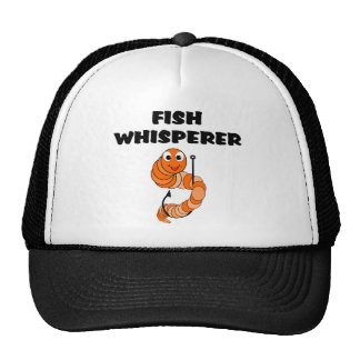 Fish Whisperer Cap