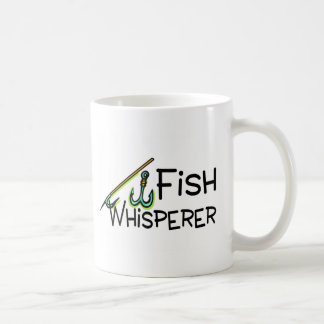 Fish Whisperer Coffee Mug