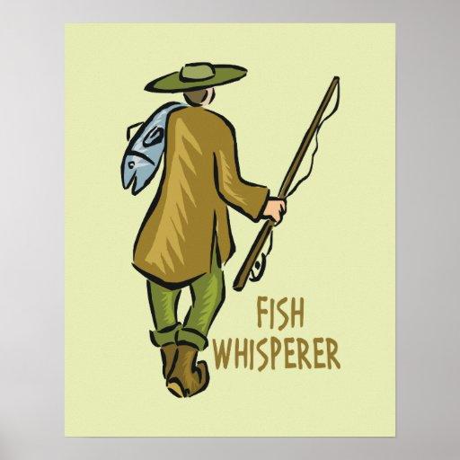 Fish whisperer fishing zazzle for The fish whisperer