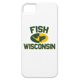 Fish Wisconsin Barely There iPhone 5 Case