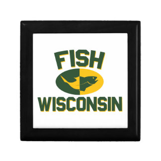Fish Wisconsin Gift Box