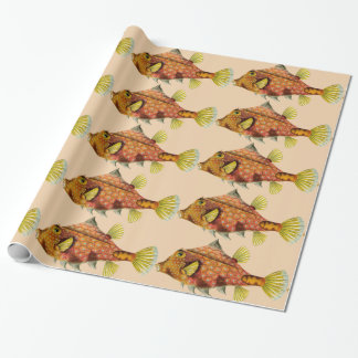 Fish wrapping paper for Fish wrapping paper