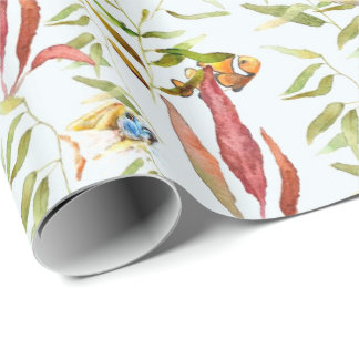 Fish Wrapping Paper